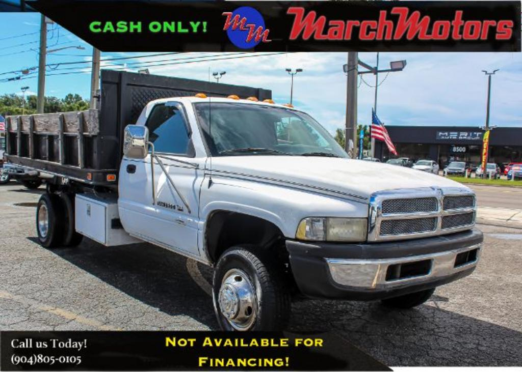 1999 Dodge Ram 3500 Regular Cab 2WD photo