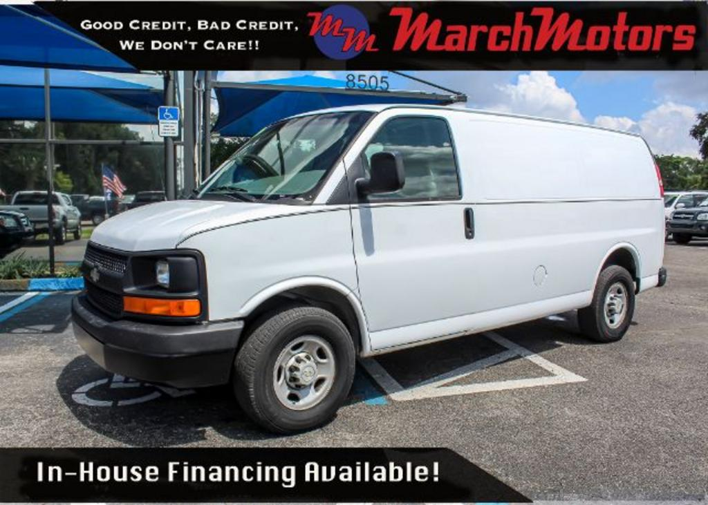 2008 Chevrolet Express 2500 2500 photo