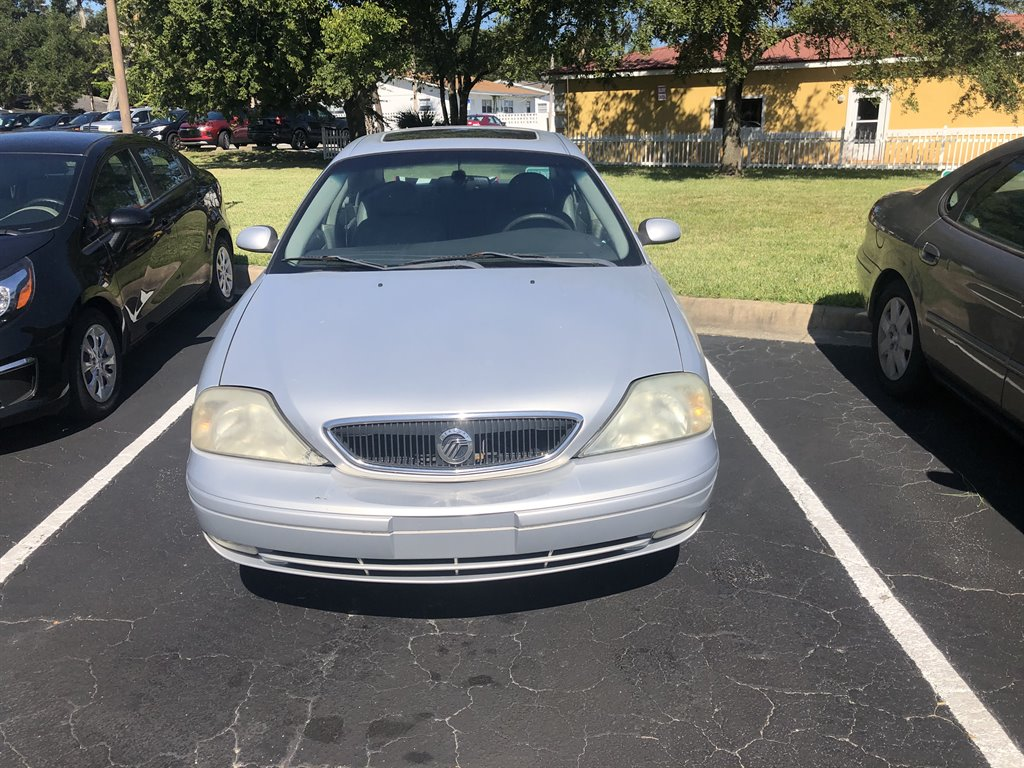 2002 Mercury Sable LS Premium photo