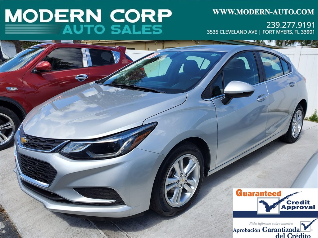 2018 Chevrolet Cruze LT photo