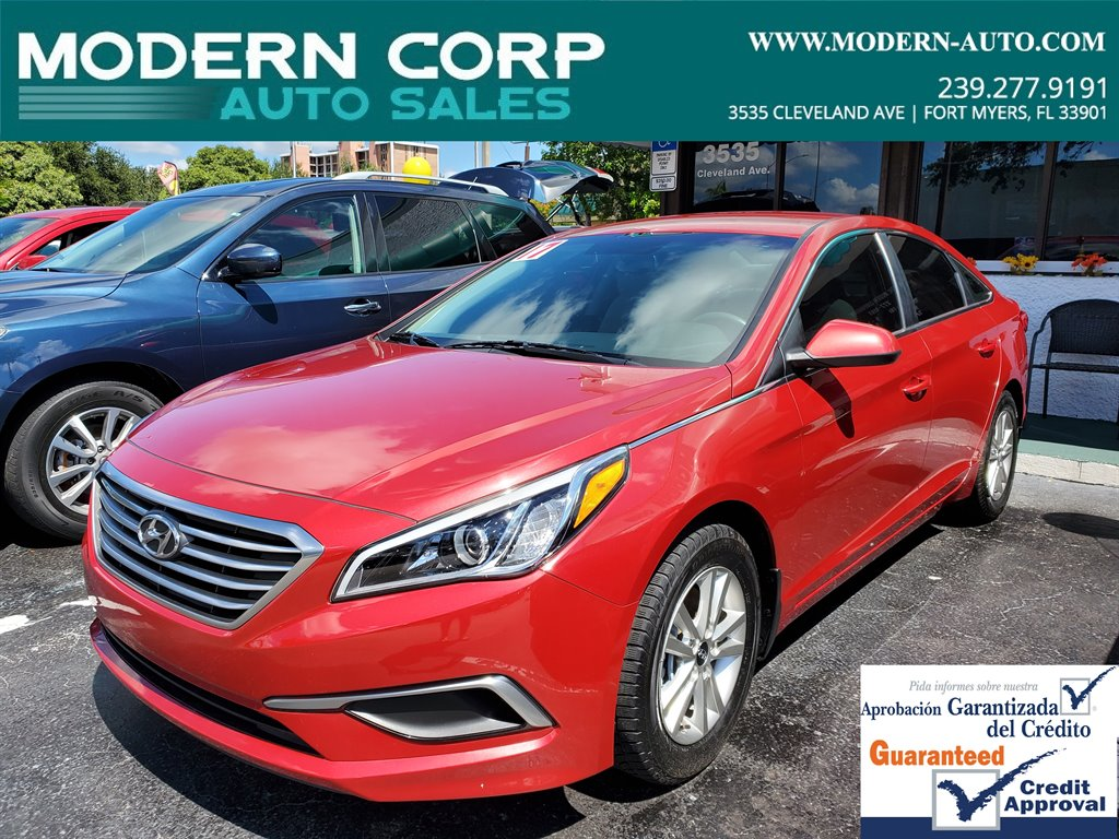 2017 Hyundai Sonata SE photo