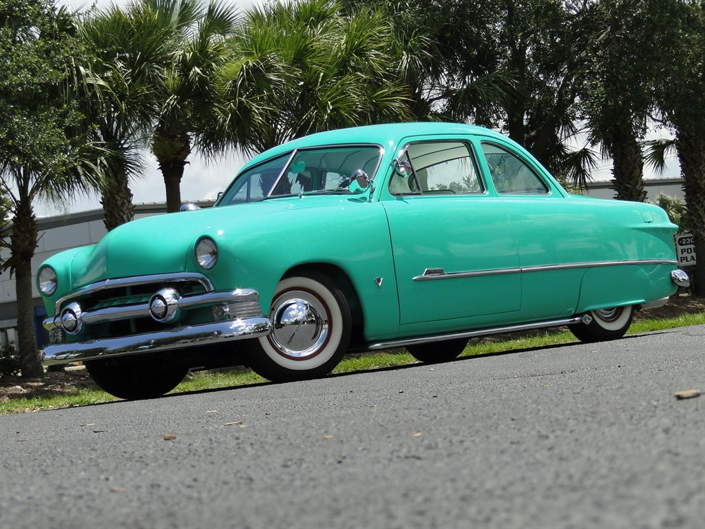 1951 Ford Business Coupe