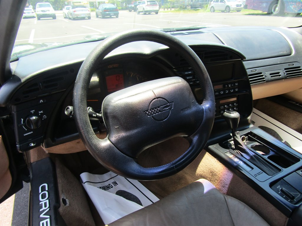 1996 Chevrolet Corvette photo
