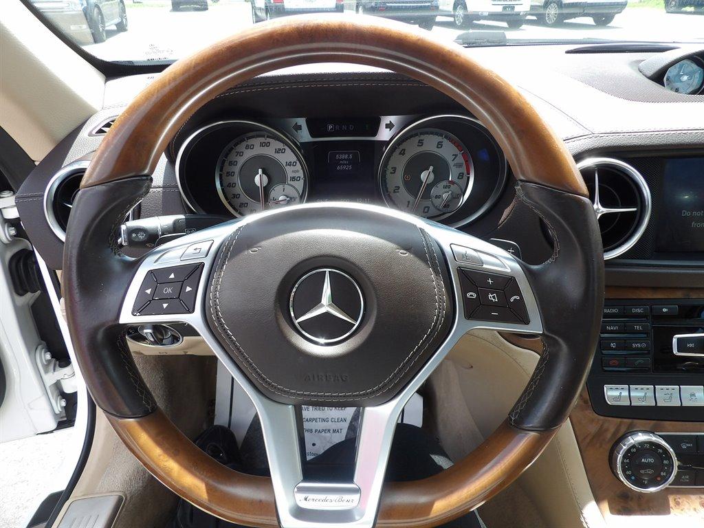 2014 Mercedes-Benz SL-Class SL550 photo