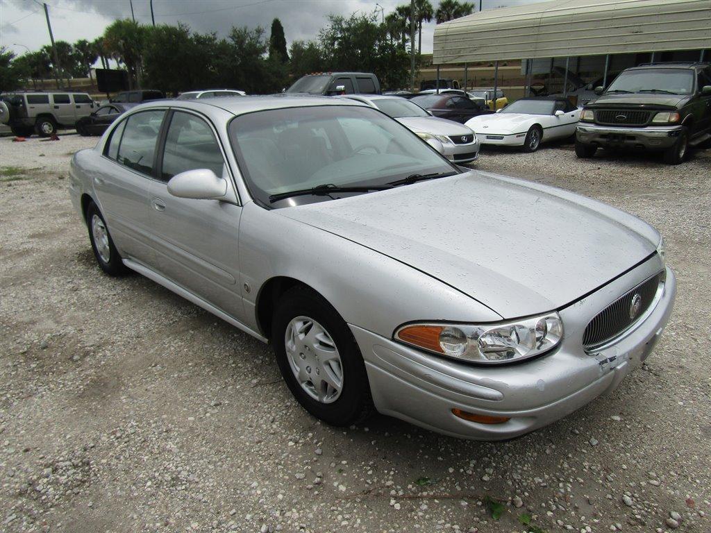 2002 Buick LeSabre Custom photo