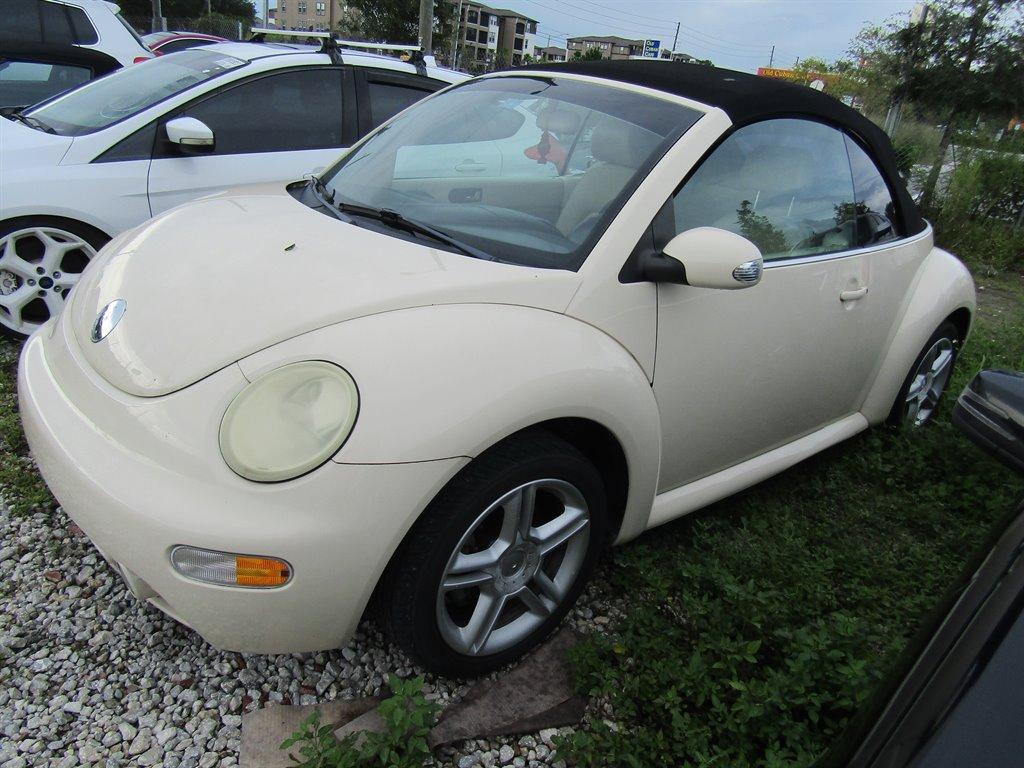 2004 Volkswagen New Beetle GLS photo
