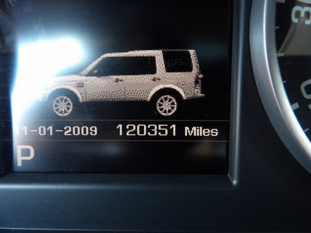 2012 Land Rover LR4 HSE photo