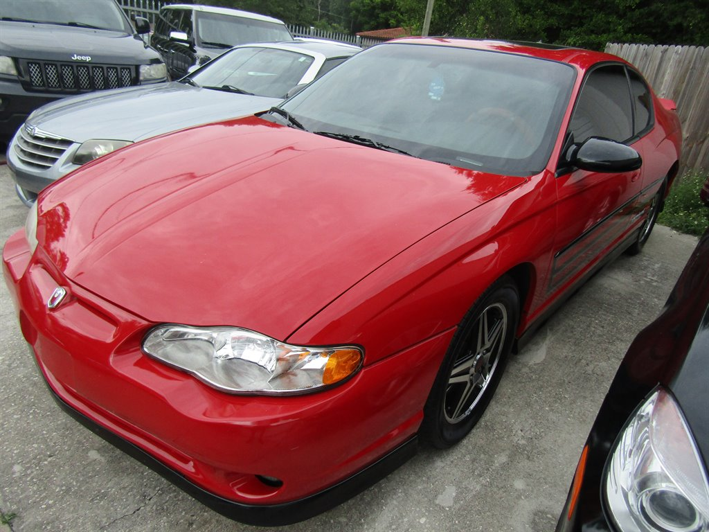 2004 Chevrolet Monte Carlo SS Supercharged photo
