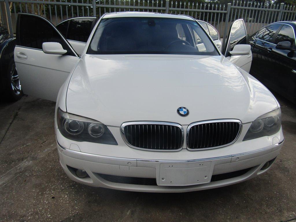 2006 BMW 7-Series 750i photo