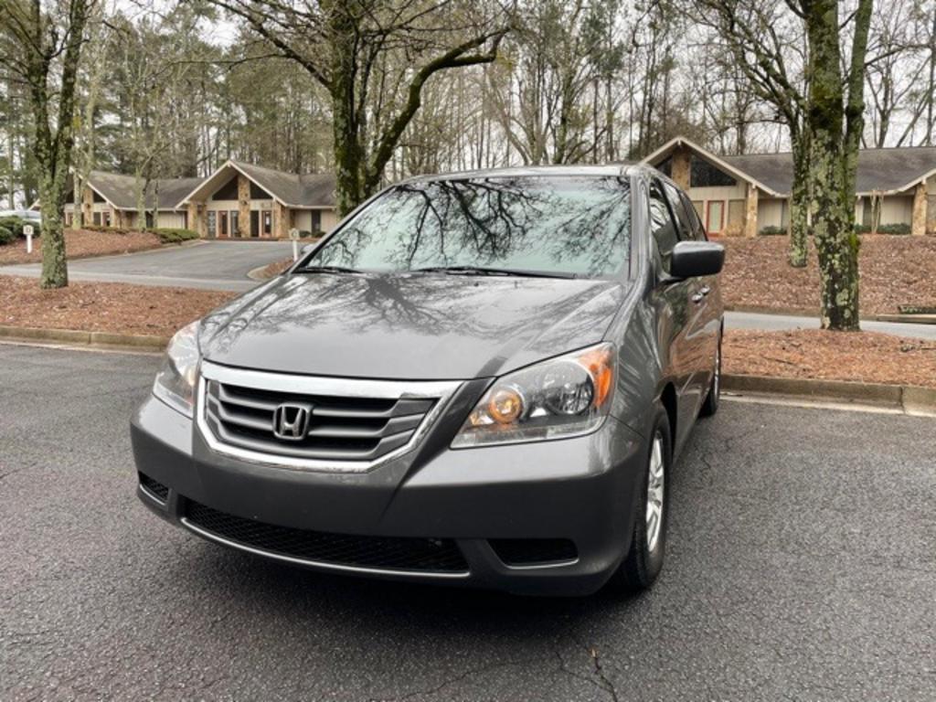 2010 Honda Odyssey EX-L w/DVD photo