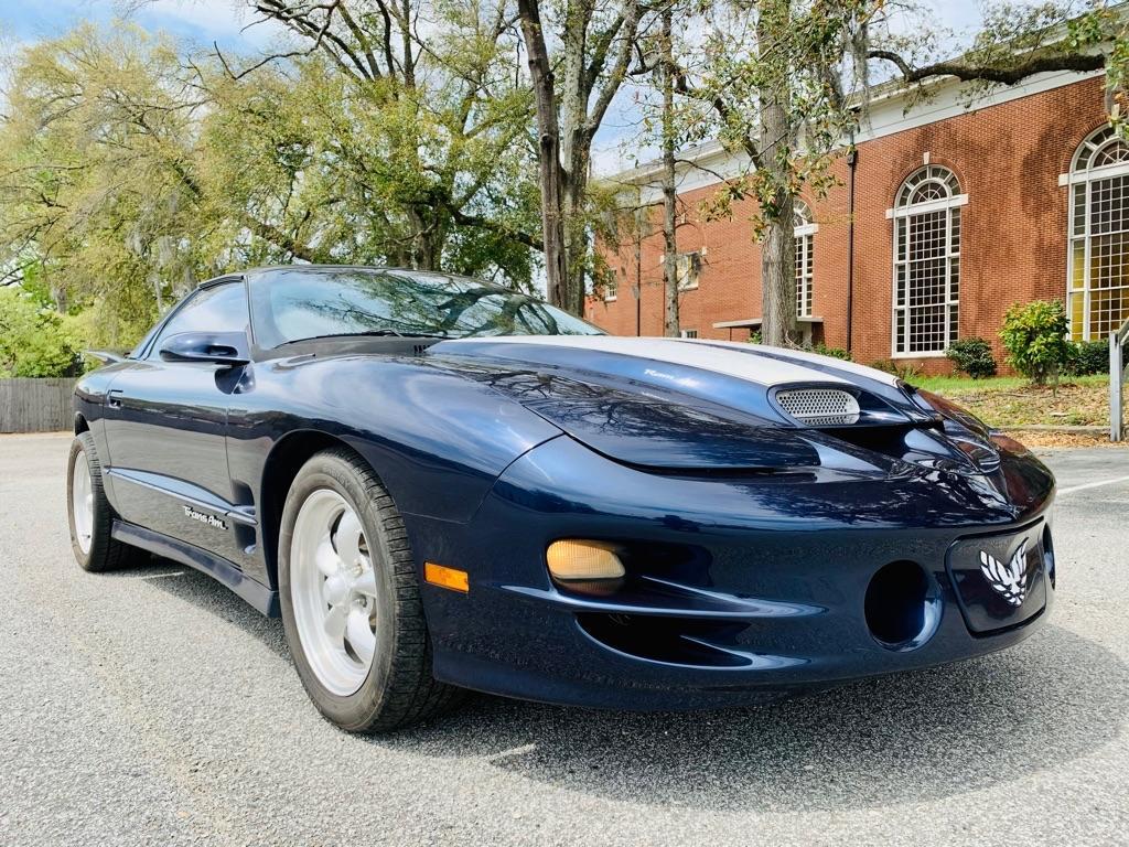 2001 Pontiac Firebird Formula photo