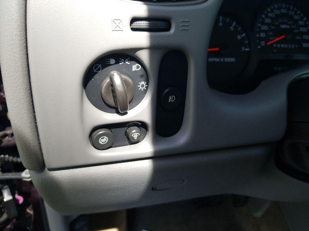 2008 Chevrolet Trailblazer LT1 photo
