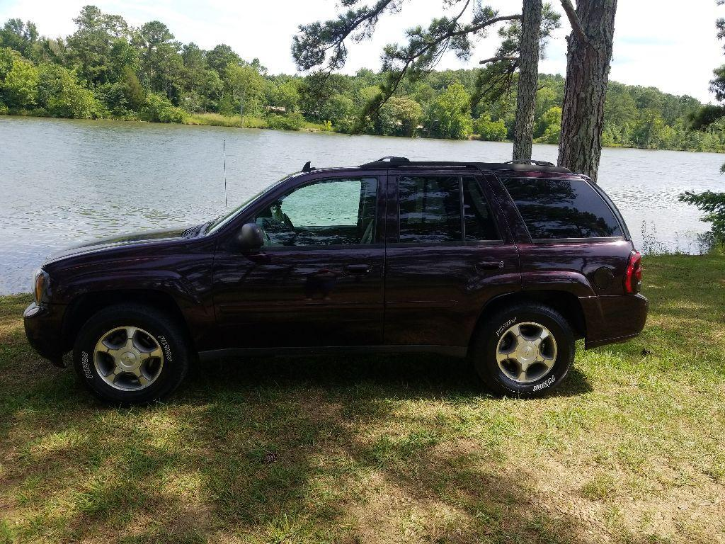 2008 Chevrolet Trailblazer LT1 photo