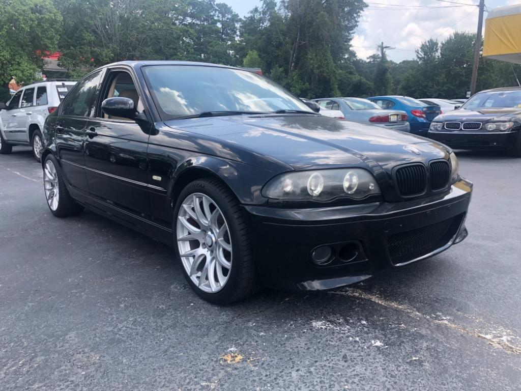 The 2001 BMW 3-Series 325i photos