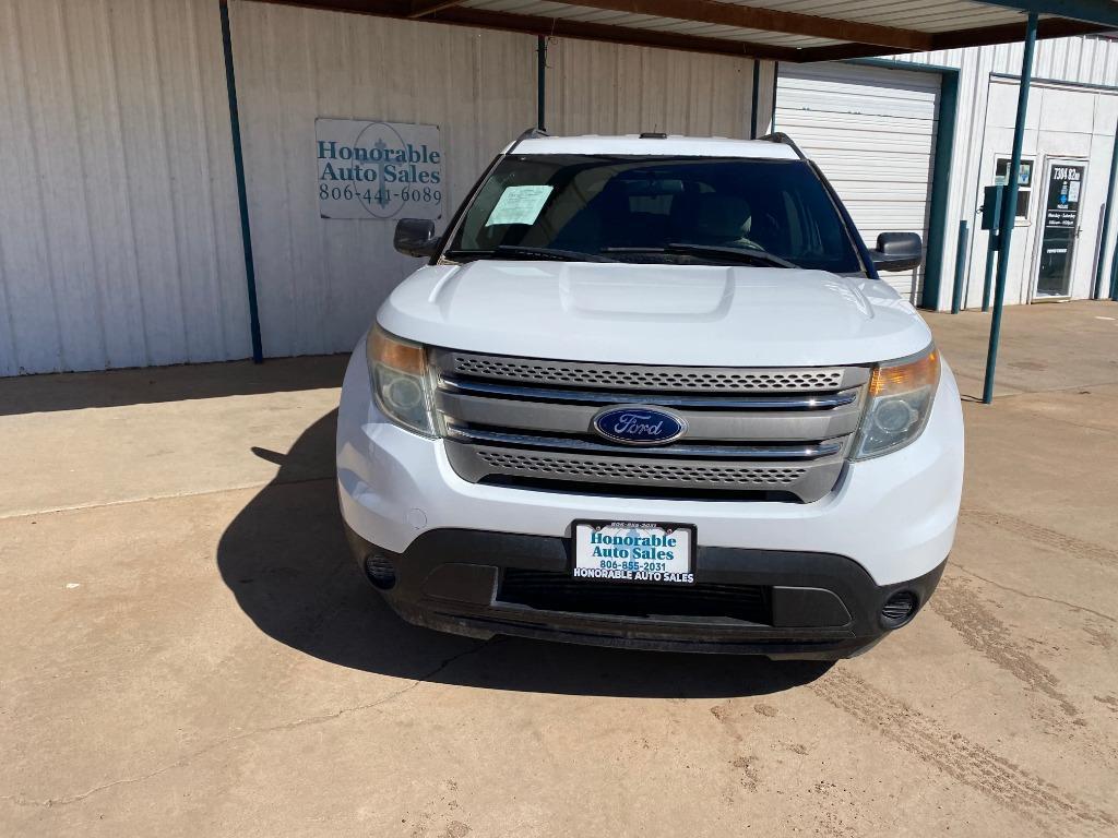 2013 Ford Explorer photo