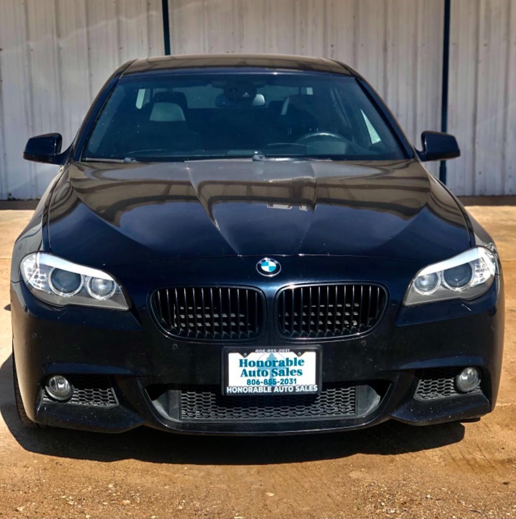 2012 BMW MDX 550i photo