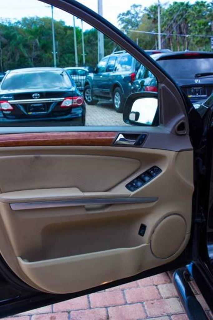 2008 Mercedes-Benz GL-Class GL450 photo