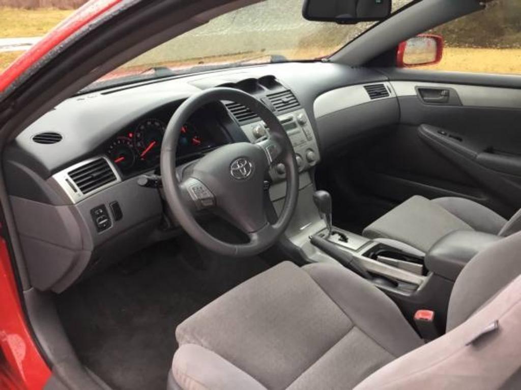 2007 Toyota Camry Solara SE V6 photo