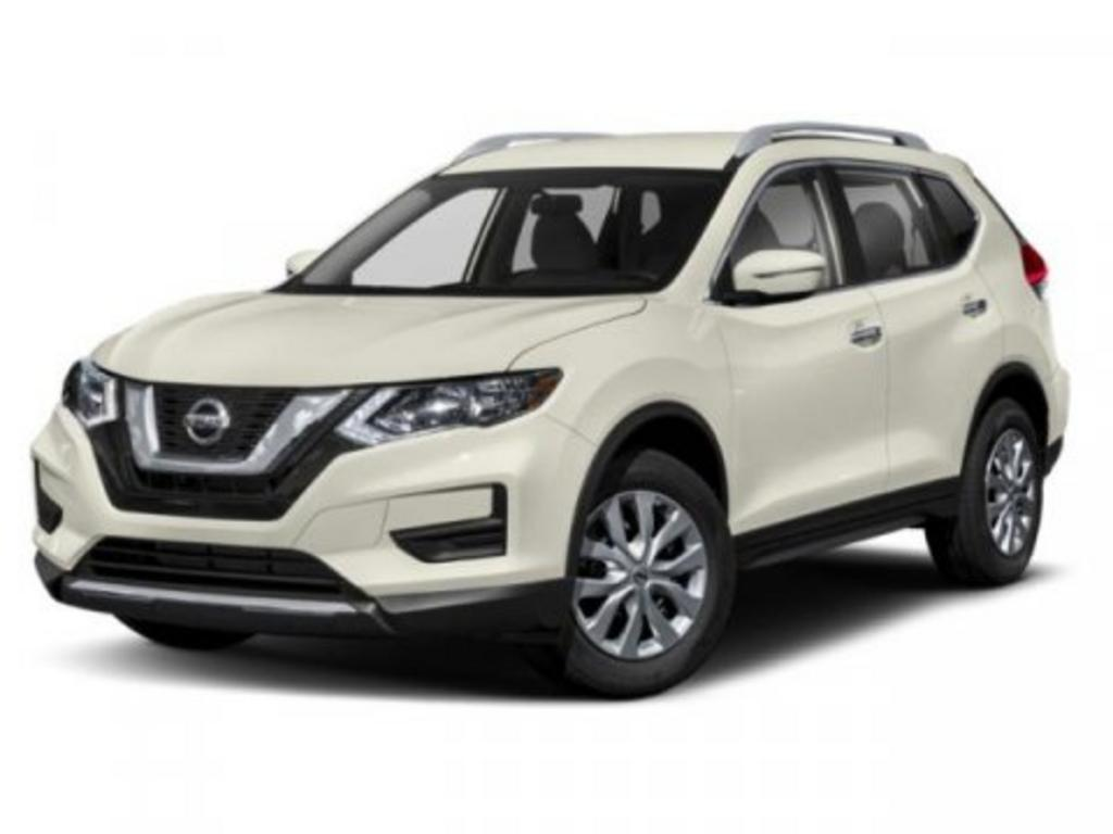 2018 Nissan Rogue SV photo