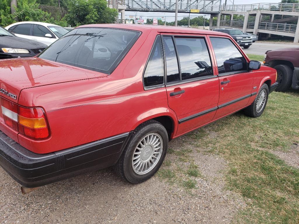 1992 Volvo 940 Turbo