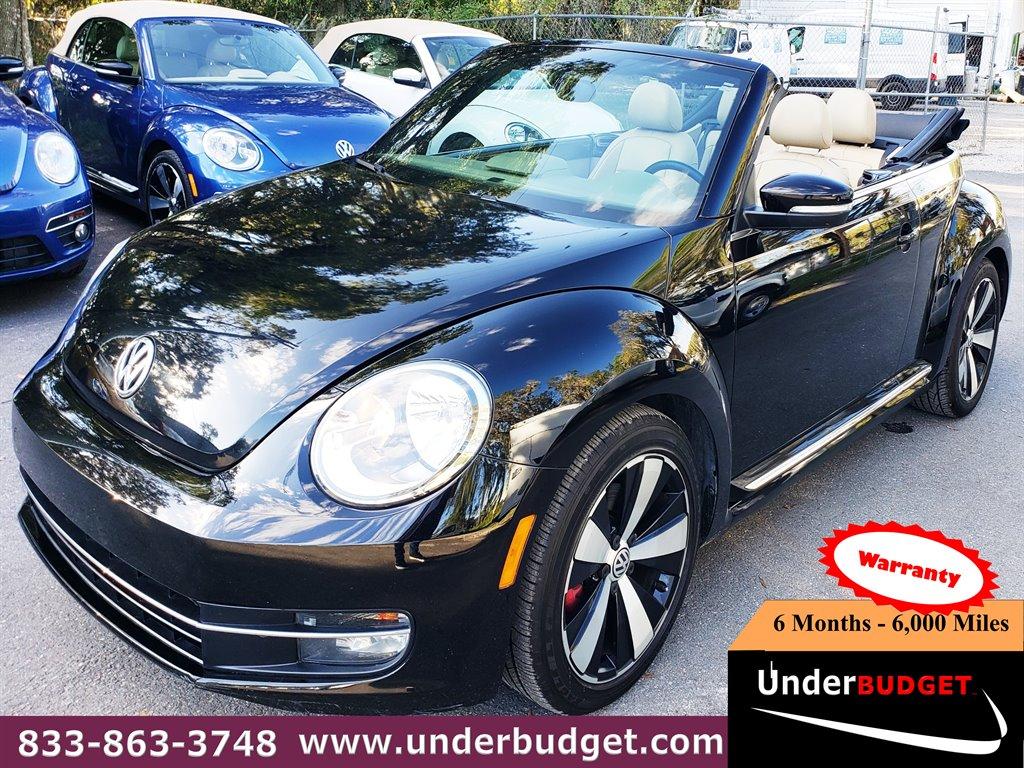 2013 Volkswagen Beetle Turbo 60s Edition photo