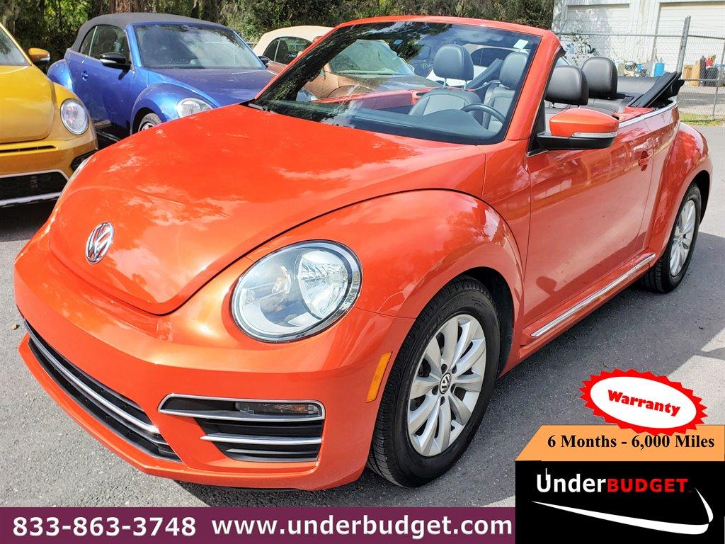 2017 Volkswagen Beetle  photo