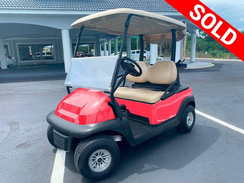 2016 E-Z-Go Precedent Electric Golf Cart