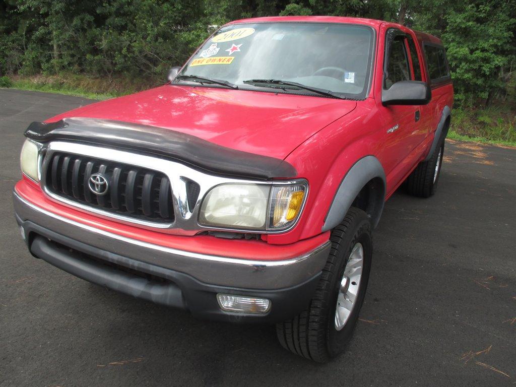 2001 Toyota Tacoma Prerunner photo
