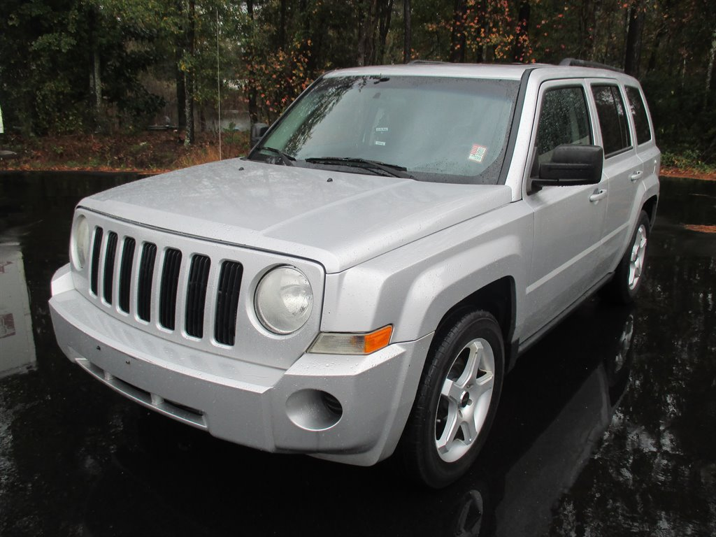 2010 Jeep Patriot Sport photo