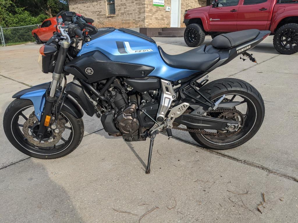 2017 Yamaha