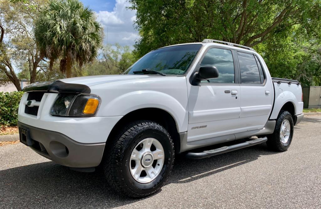 2002 Ford Explorer Sport Trac Value photo