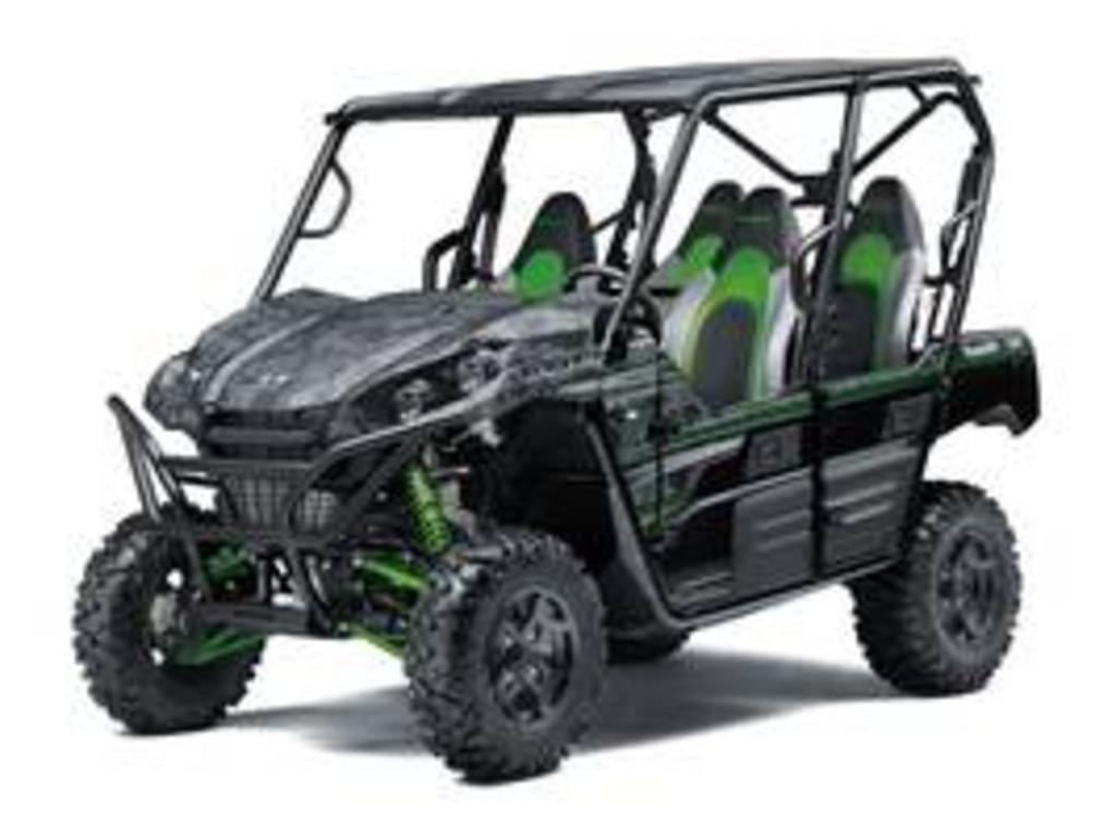 2018 Kawasaki Teryx4 LE Camo