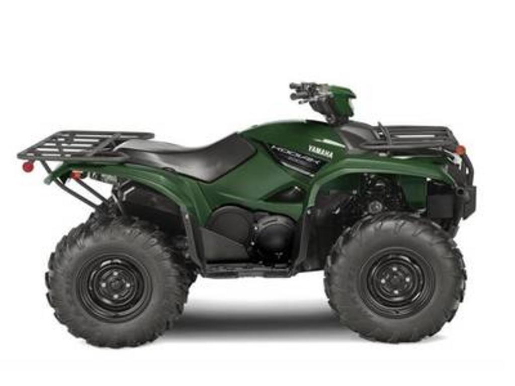 2019 Yamaha Kodiak 700 EPS Green