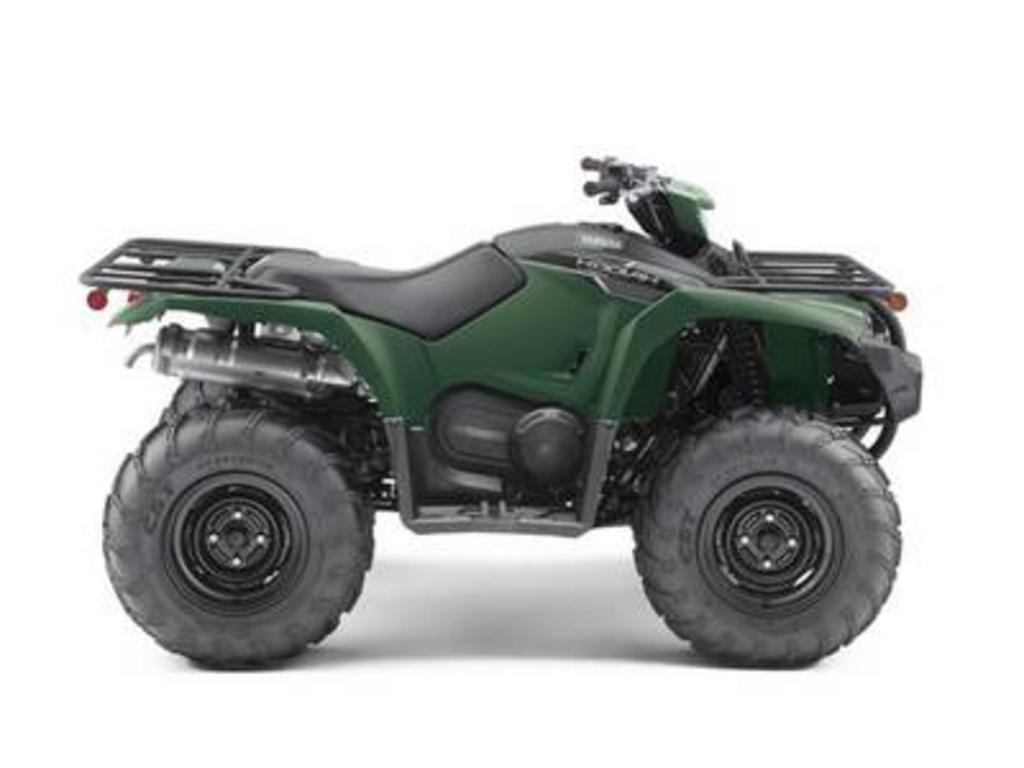 2019 Yamaha Kodiak 450 EPS Green