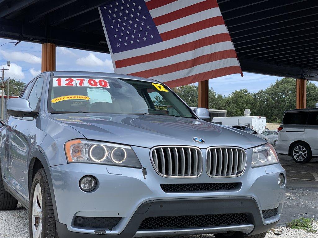 2012 BMW X3 xDrive28i photo