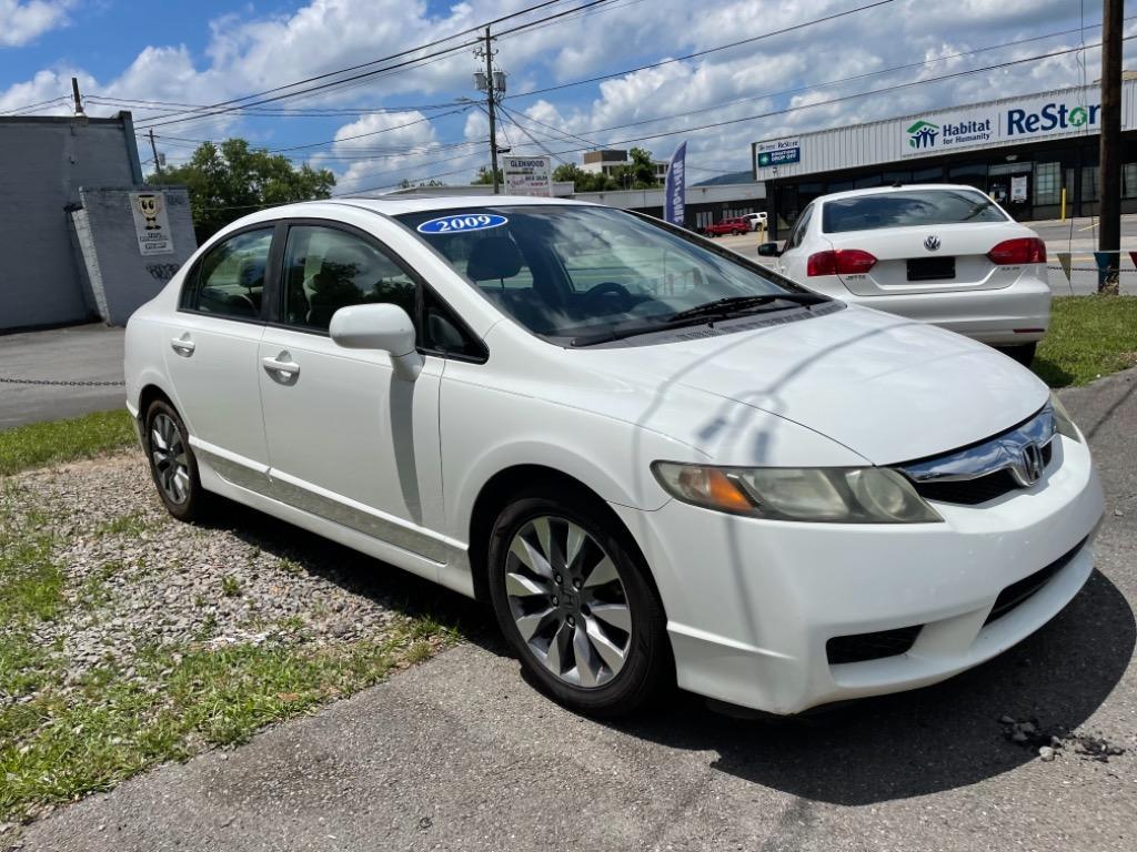 The 2009 Honda Civic EX photos
