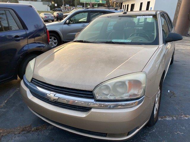 2005 Chevrolet Malibu Maxx LT photo