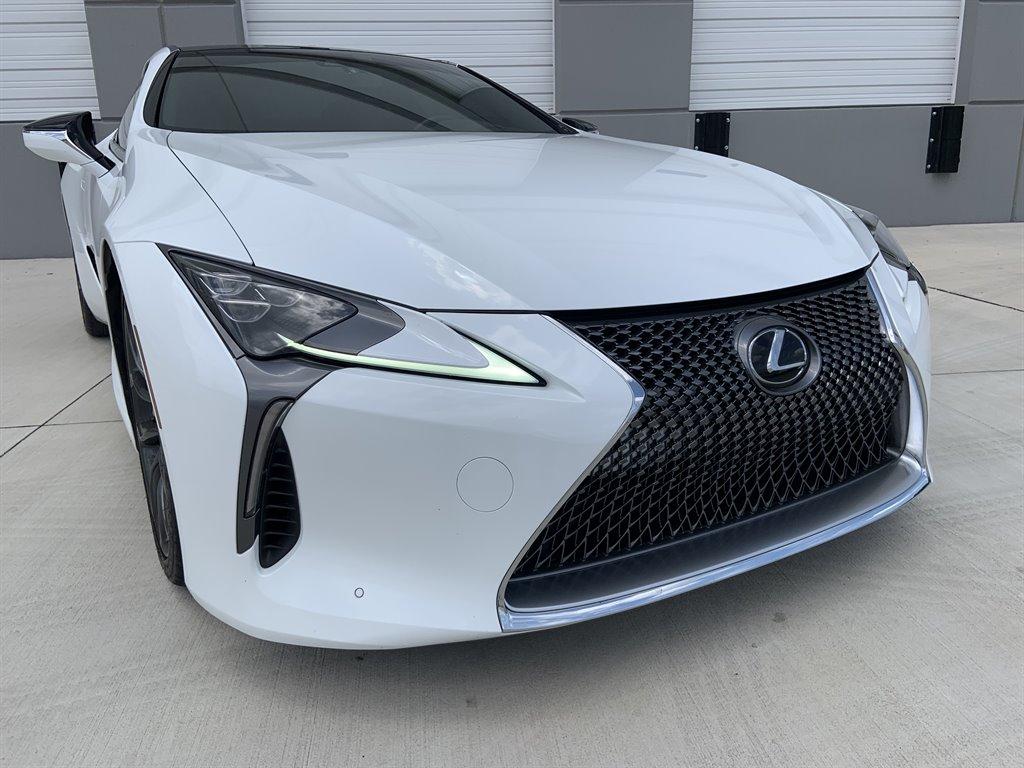 2018 Lexus LC 500  photo
