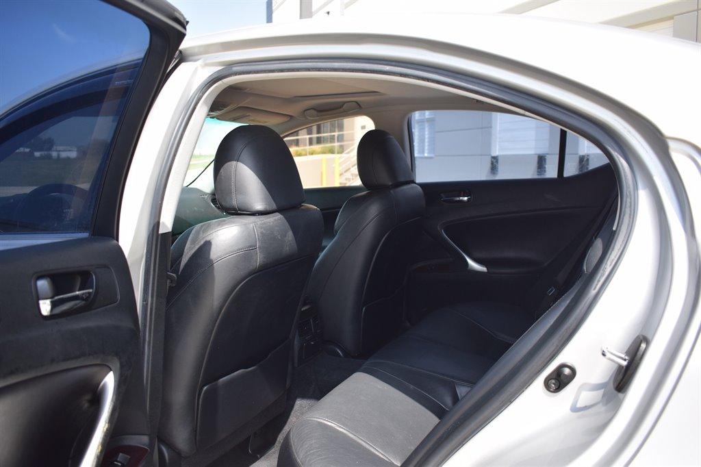 2007 Lexus IS 250 photo