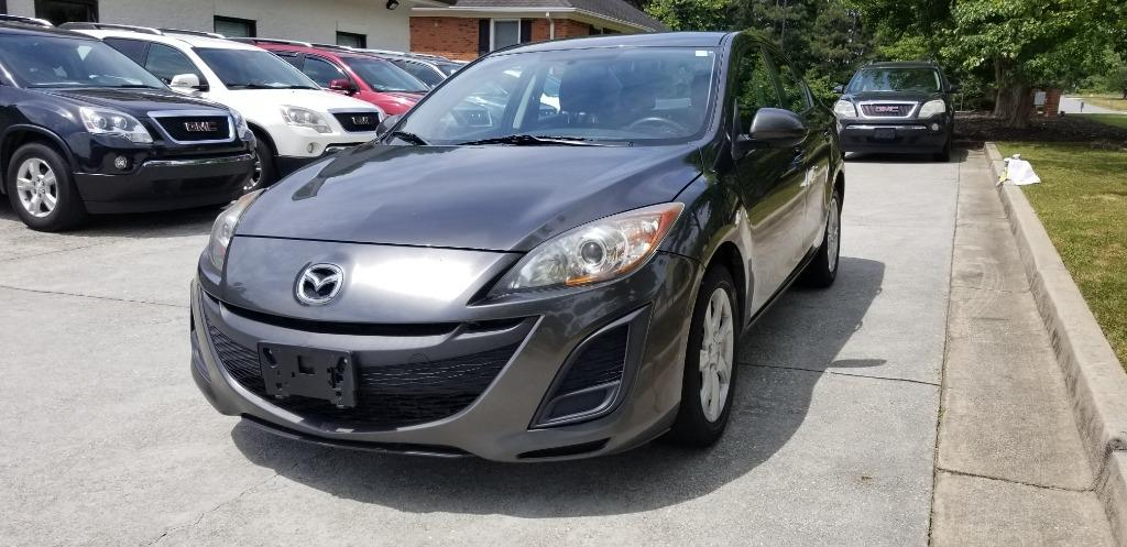 2011 Mazda Mazda3 i Touring photo
