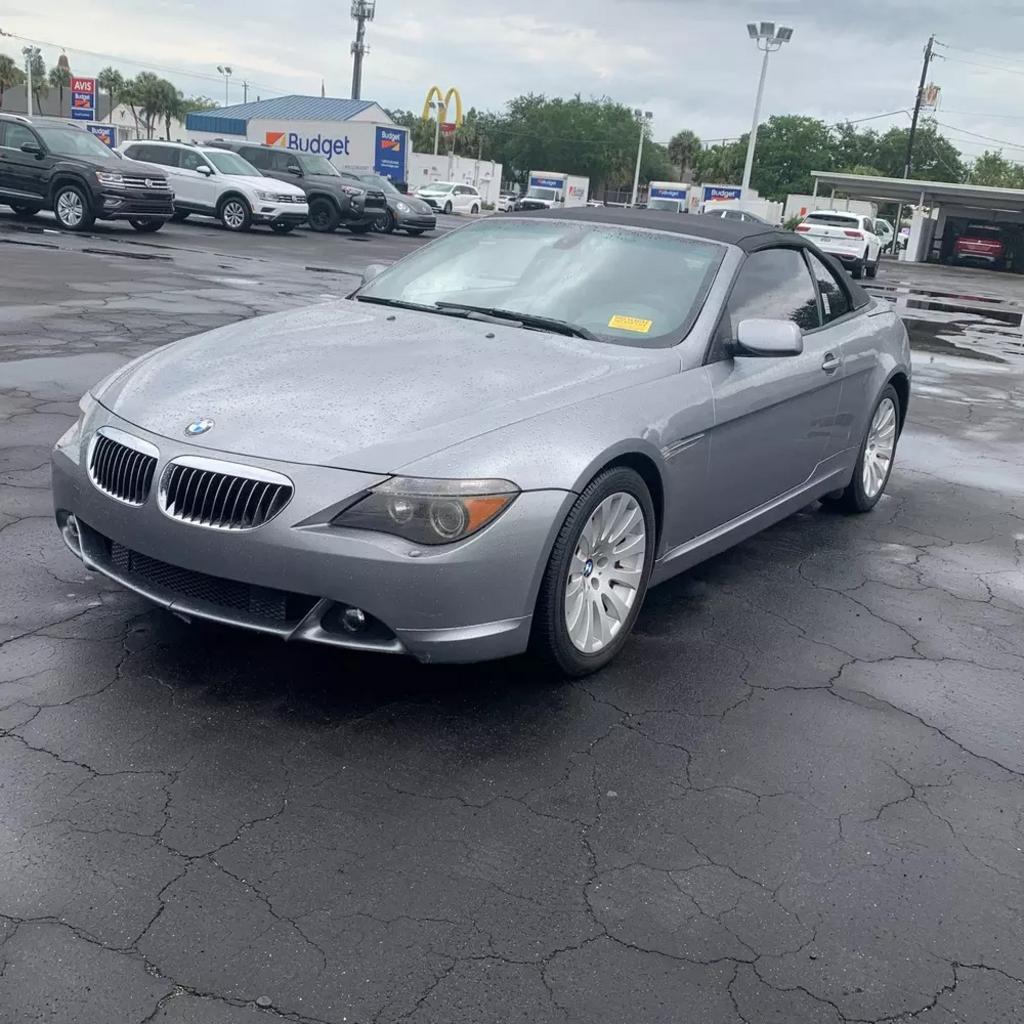 2004 BMW 6-Series 645Ci photo