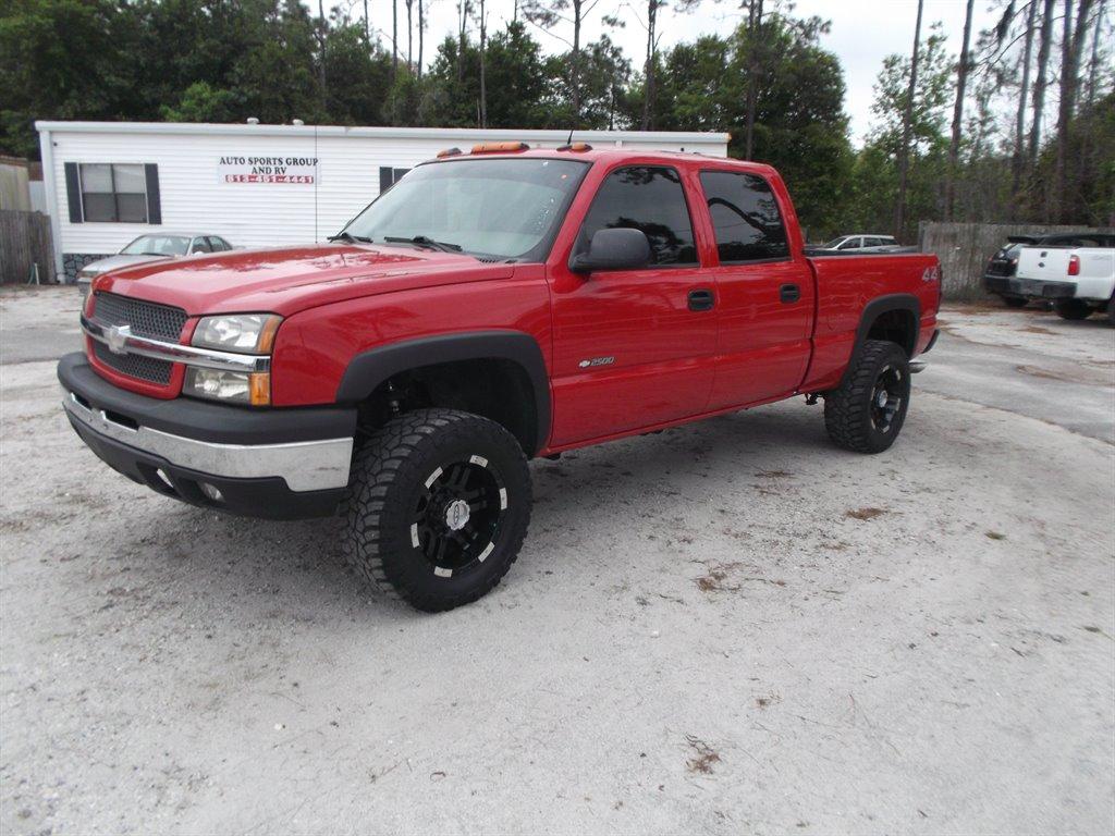2004 Chevrolet Silverado 2500 LS photo