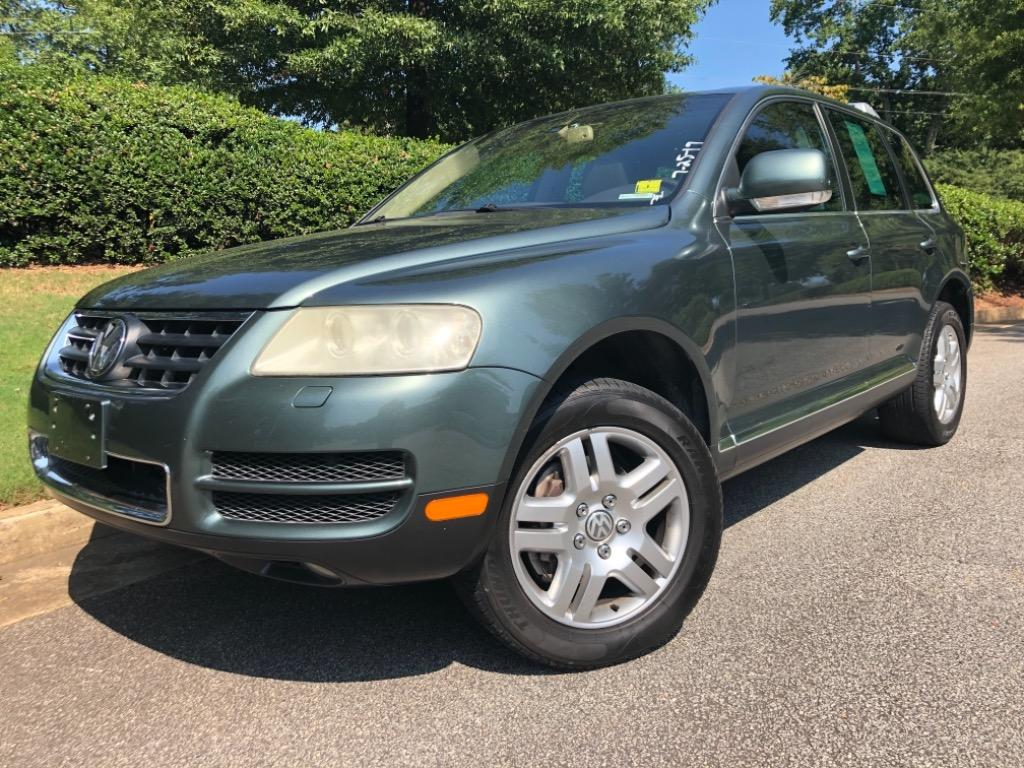 2005 Volkswagen Touareg V8 photo