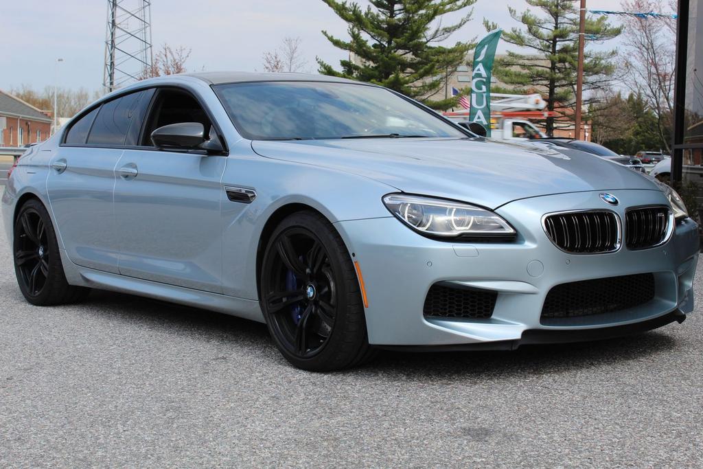 2016 BMW M6 Coupe 4D photo