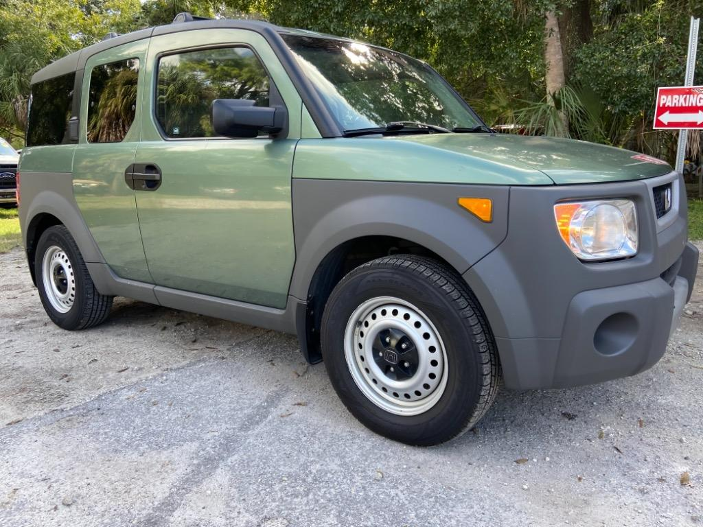 2004 Honda Element LX photo