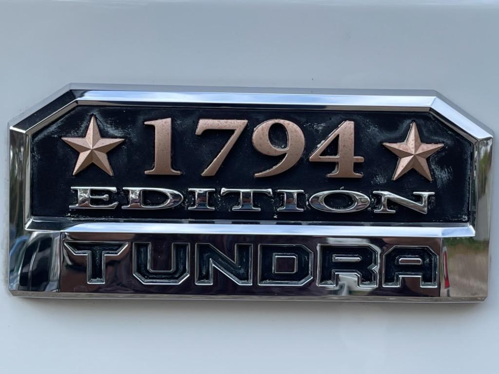 2016 Toyota Tundra 1794 Edition photo
