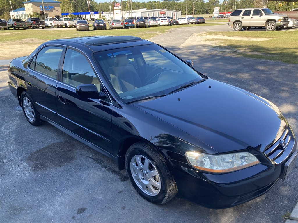 2002 Honda Accord SE photo