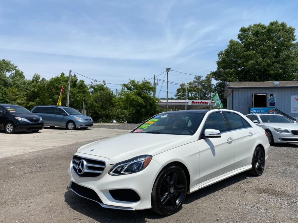 2014 Mercedes-Benz E-Class E350 Luxury photo