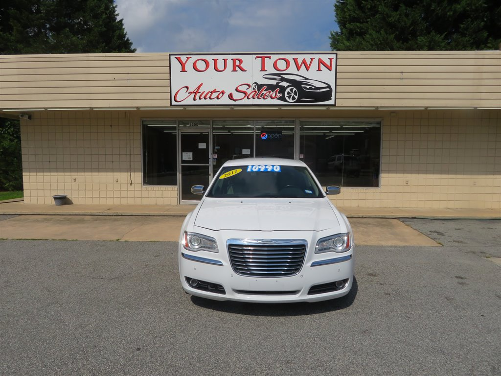 2011 Chrysler 300 Limited photo