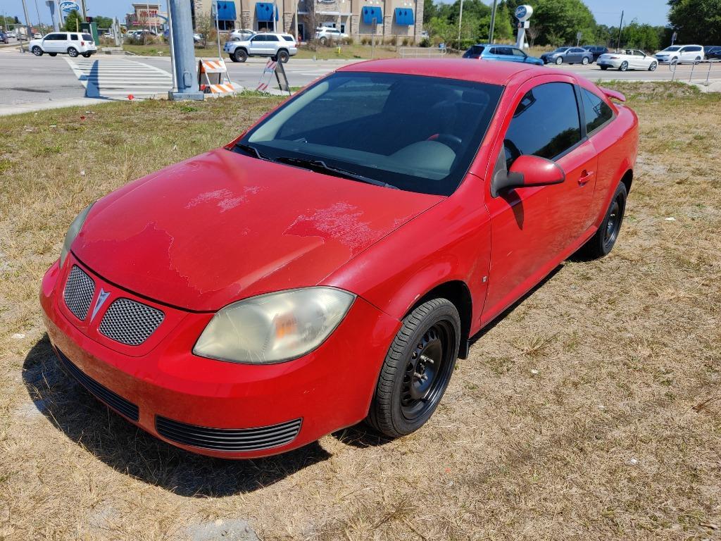 2007 Pontiac G5 photo